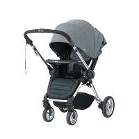 Anything Baby Hire - Baby Pram - Britax Steelcraft Agile Plus Pram